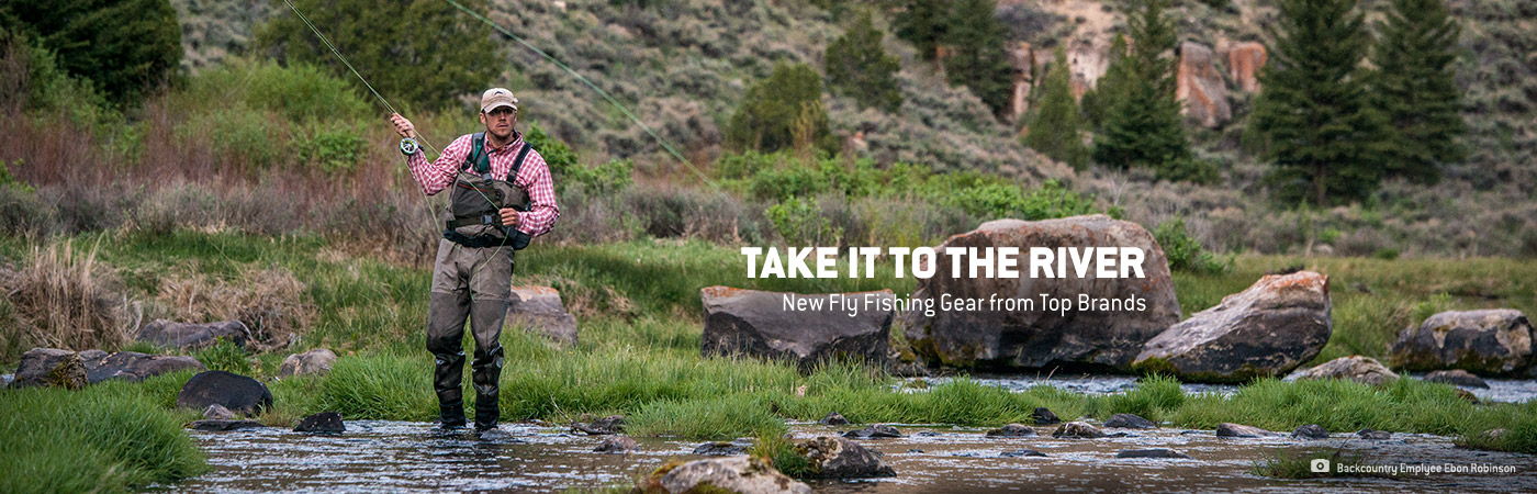 Fly fishing collection for Backcountry fly fishing