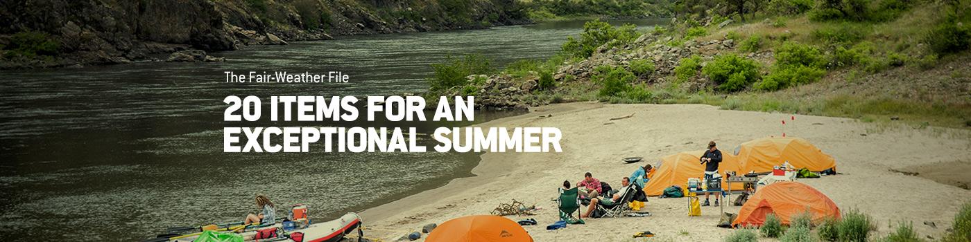 Top 20 Summer Essentials